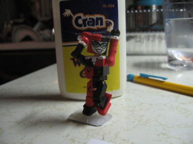 Picture of Enjoy action figure foot stand
