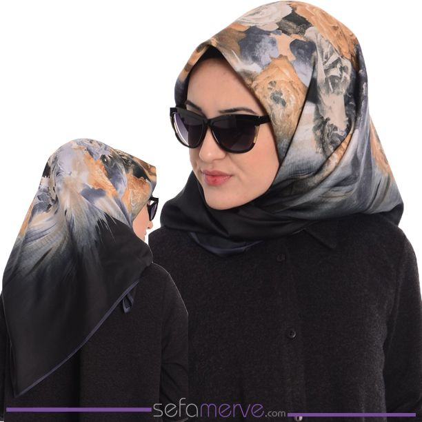 Farklı Renk ve Modellerde Karaca Poly Eşarp #sefamerve #tesetturgiyim #tesettur #hijab #tesettür