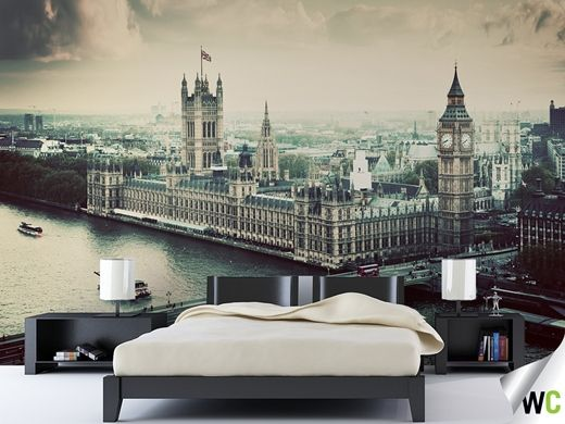 Waking up in London - just because we can!