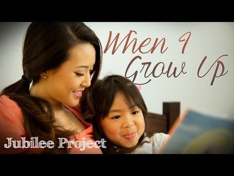 When I Grow Up | A Jubilee Project film ft. Jen (From Head to Toe)
