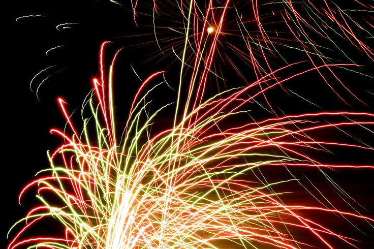 Fireworks Display. | Steve's Photo Galleries.