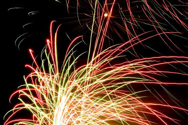 Fireworks Display. | Steve's Photo Galleries.