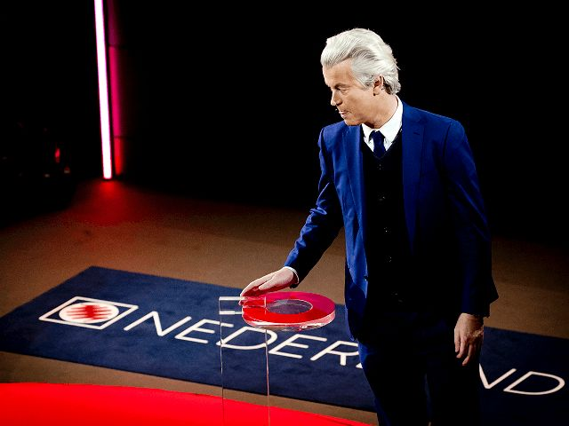 Wilders on Eve-of-Vote Debate: 'Political Correctness and Islam Will Destroy Our Nation'