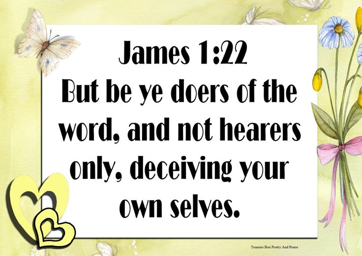 Hearers of The WORD+…..But not Doers of It? ~ This the way, walk ye in it. It is imperative to be DOERS of The Word of GOD and not hearers only. To not APPLY The Words of our LORD+ and Savior to our lives on a daily basis is a recipe for disaster. [...] 03/03/17