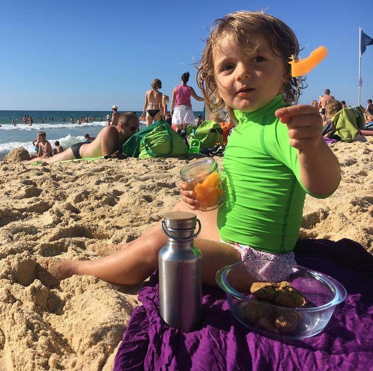 GOÛTER ZÉRO DÉCHET   Des morceaux de melon et des cookies fait maison... C'est trop bon et en plus zéro emballage à jeter  #pic #picoftheday #holidays #family #mumlife #igersfrance #igerslandes #igerspaysbasque #igersbiarritz #zerodechet #zerowaste #playa #plage #beach