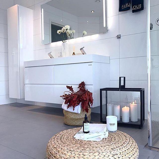 Nok en nydelig høstdag 🍁 Her en repost fra @cathrinedoreen   #vikingbad #bathroompic #baderomsinspirasjon #instahome #inspire #bathroompic #inspiração #instahome #bathroompic #inspire
