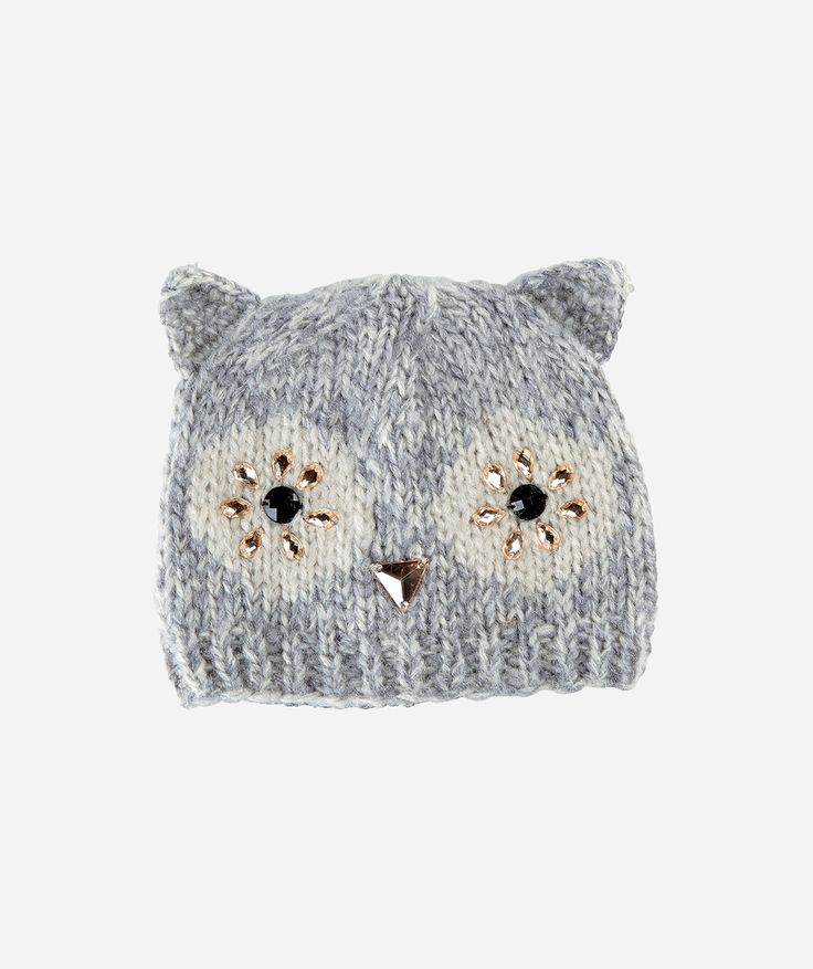 Mejores 22 imágenes de Winter Hats en Pinterest | Sombreros de punto ...