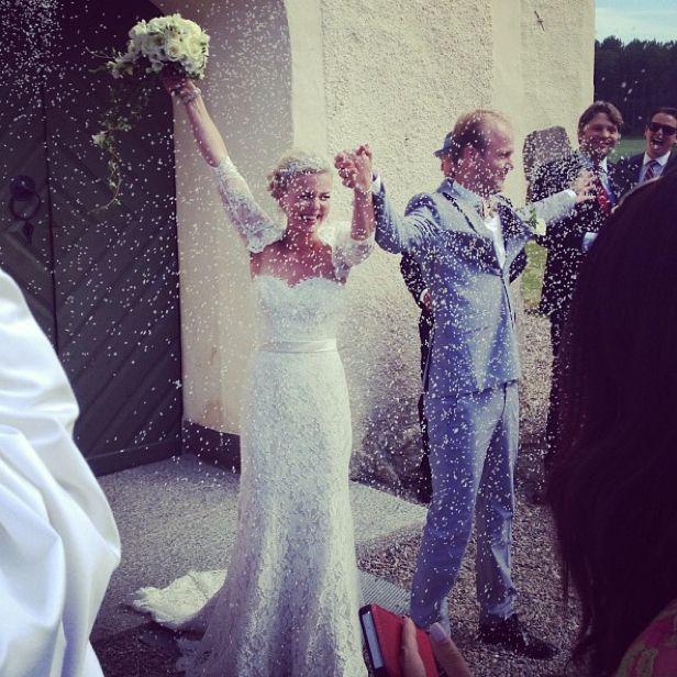 Newley wed!!!