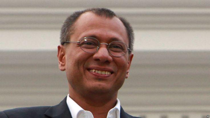Piden juicio político al vicepesidente Jorge Glass
