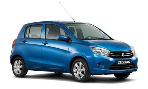 #Suzuki #Celerio. Design dynamique et style épuré et moderne.