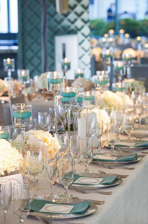 Wedding Decorations, Floating Candles, Candle Holders, Wedding Lighting    Colin Cowie Weddings