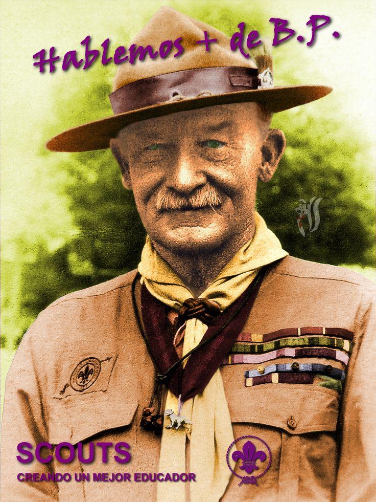 """""""Escultismo para muchachos"""" fue en realidad una adaptación que Baden-Powell hizo de otro original suyo al que había llamado """"Reconocimiento y exploración"""" más dentro de la temática militar y escrito para la instrucción de reclutas en 1884 y también de su obra """"Ayudas de exploración para hombres"""" escrito en 1899. Estos libros de instrucción militar fueron utilizados por el ejército británico para entrenar hombres en el campo."""