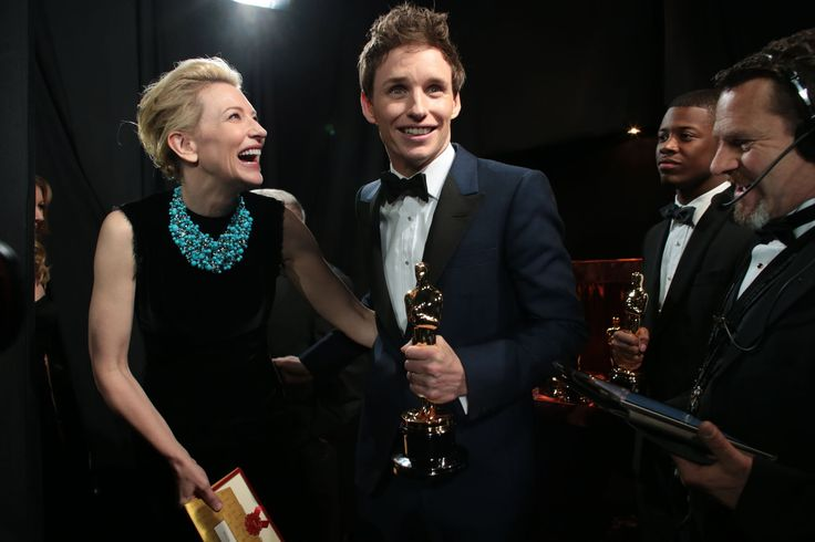 Oscars 2015: Behind the Scenes at the Oscars - NYTimes.com