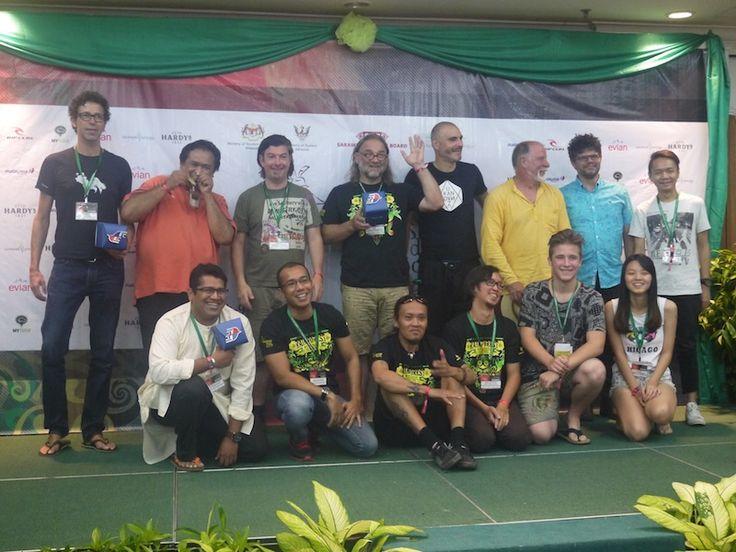 Music at the Rainforest World Music Festival