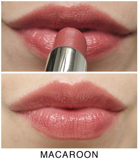 Revlon Lip Butter in Macaroon - must try this pinky-nude.
