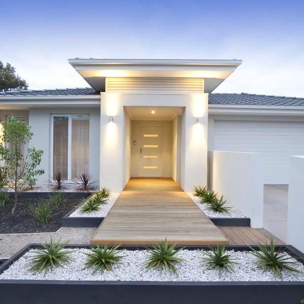 15 modern front yard landscape ideas home design lover