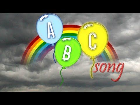 kids Rhymes: ABC Song  Learn English Alphabet