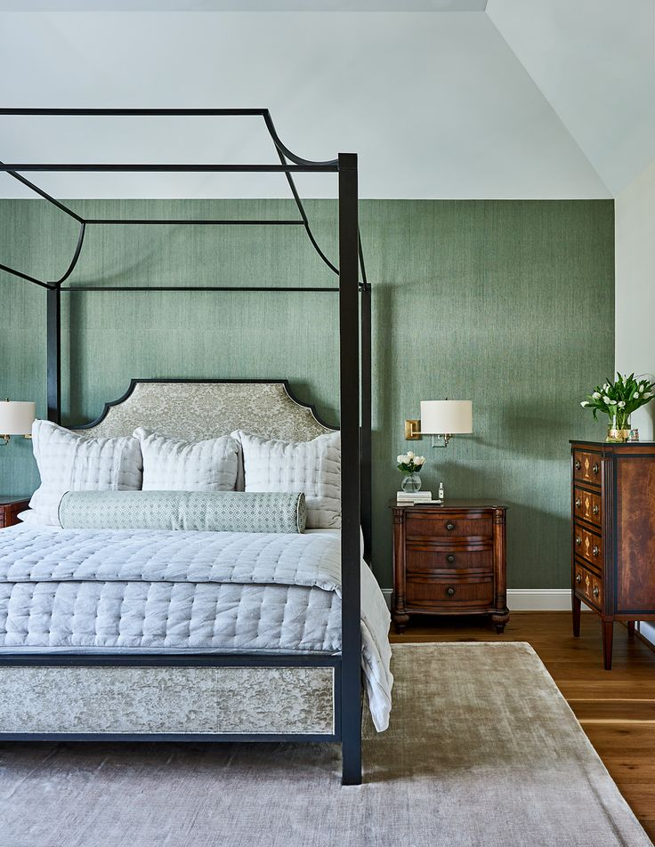 Dustin Peck Photography Master Bedroom Southern Studio