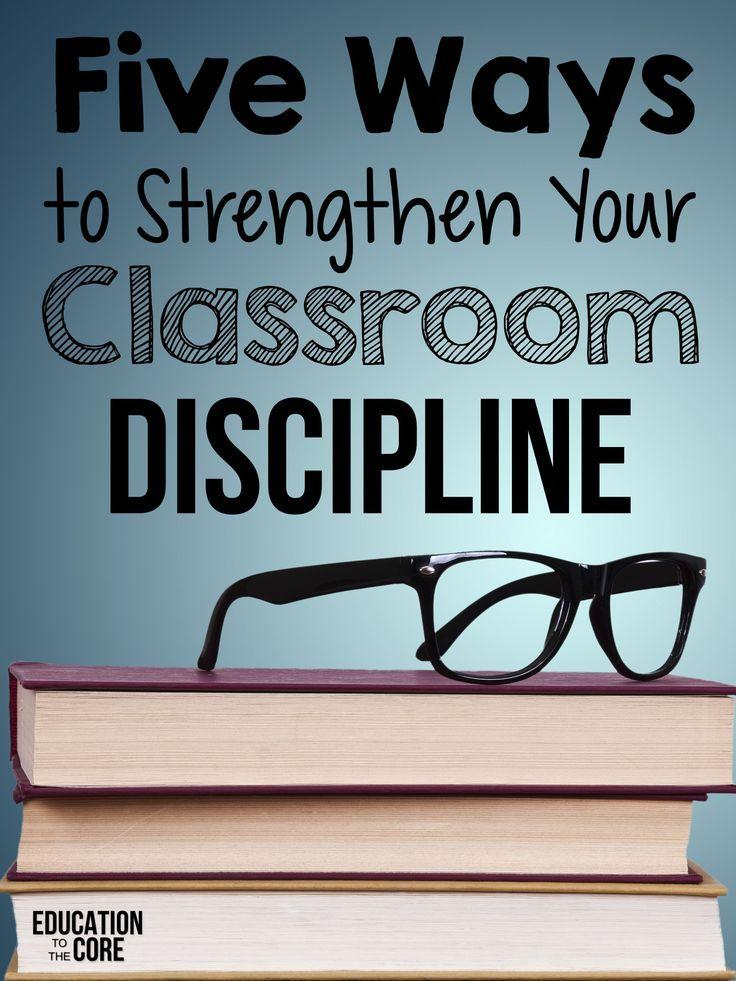 Classroom Discipline Ideas : Best classroom management behavior images