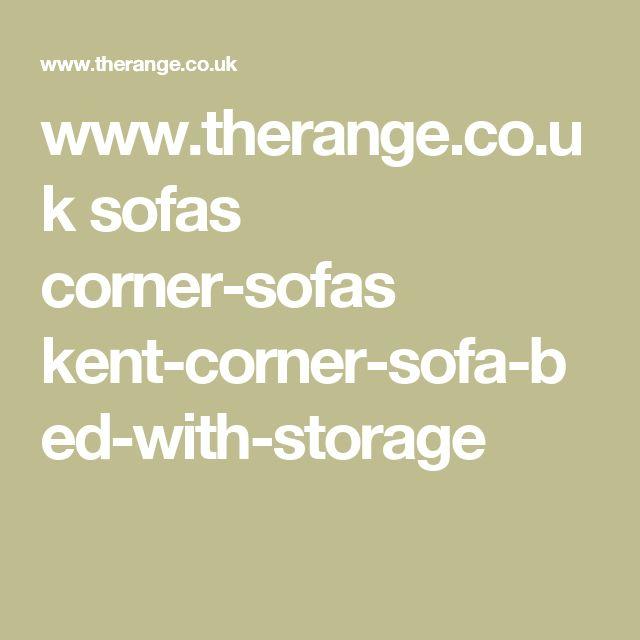 www.therange.co.uk sofas corner-sofas kent-corner-sofa-bed-with-storage