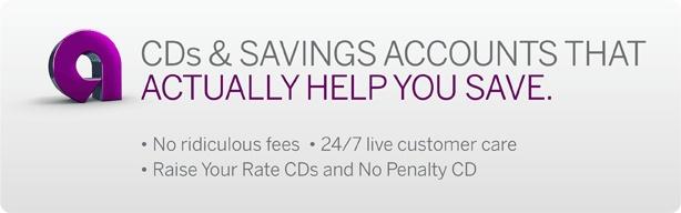 CD Rates | Savings Account | High Yield Savings Account | Ally Bank