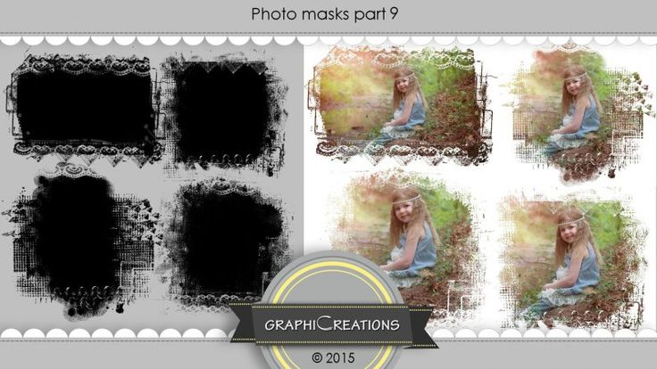 Photo masks part 9 by Graphic Creations