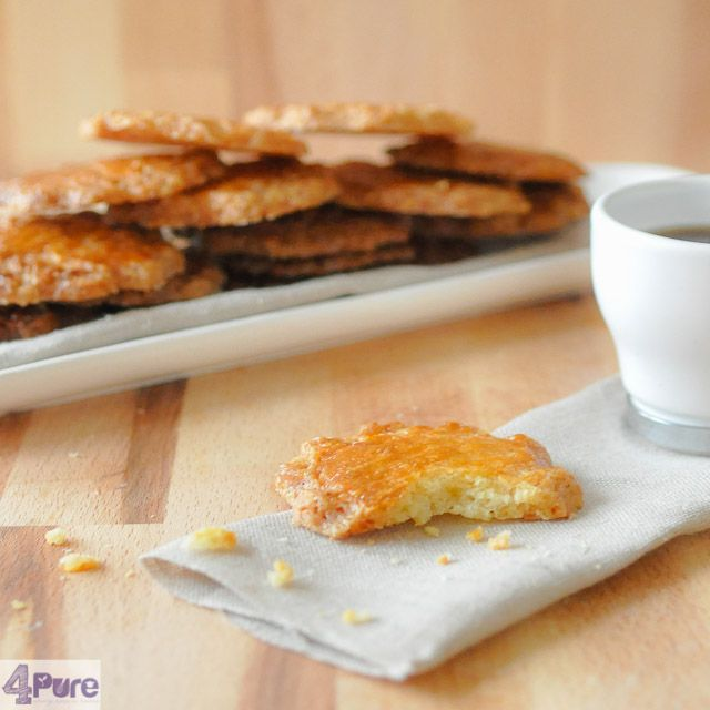 Salted butter cookies, a simple yet delicious cookie recipe