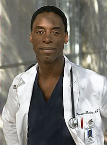 Paul was originally cast as Dr. Preston Burke on Grey's, but had to give it up due to scheduling conflicts.
