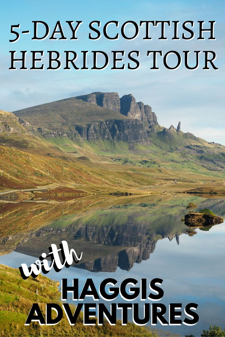 Hebridean Hopper tour with Haggis Adventures