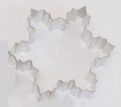 """Snowflake Cookie Cutter 4"""""""
