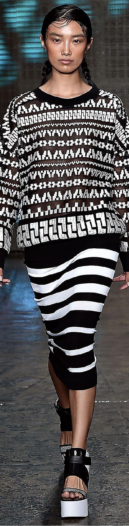 Spring 2015 Ready-to-Wear DKNY