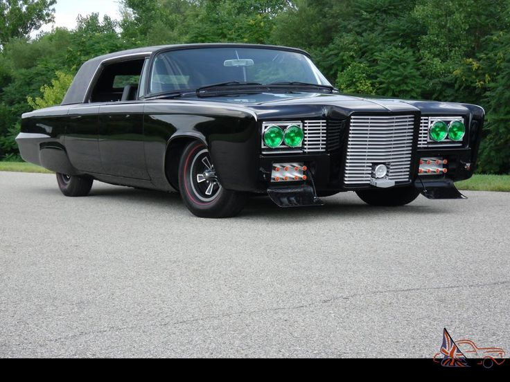 George Barris Custom Cars | Green Hornet Black Beauty Barris for sale