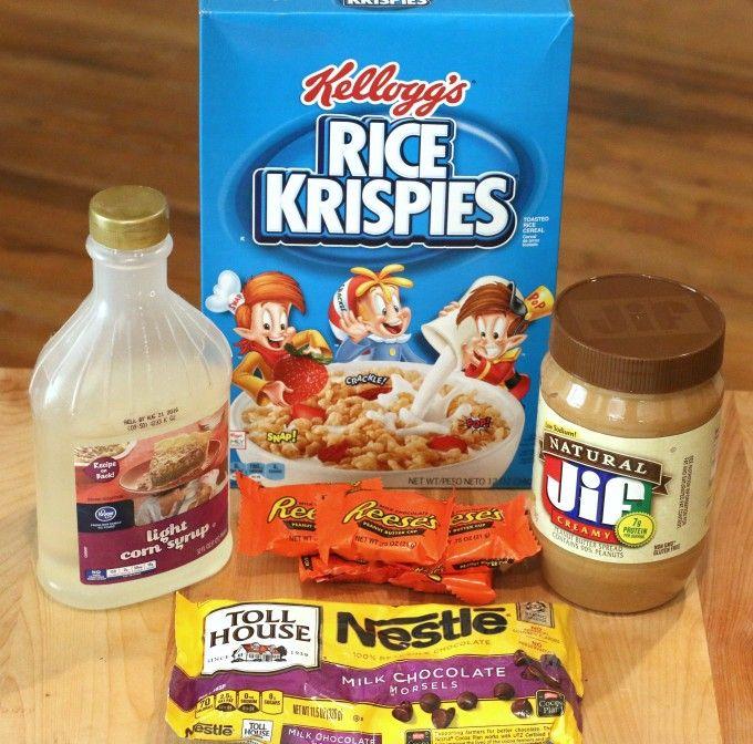 cookies no bake krispies chocolate rice krispies rice krispies treats ...