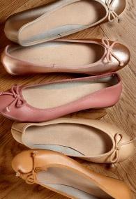 Pretty Ballerinas.