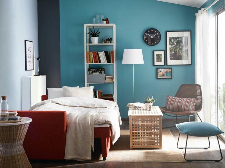 31 Besten Schlaf-Wohnzimmer Bilder Auf Pinterest | Wohnideen