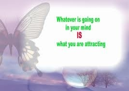 When you choose to think positive thoughts, you are choosing to attract positive things into your life: Going, Inspiration, Quotes, Law Of Attraction, Thought, Mind, You Are, Positive
