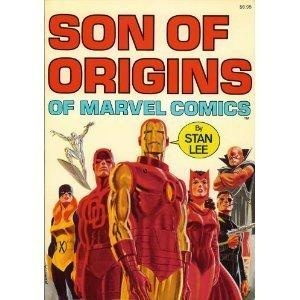 Son of Origins of Marvel Comics Stan Lee Jack Kirby GN TP 1st print VG/FN ---> shipping is $0.01 !!!: Originals, Comic Stan, Bronze Age, Marvel Comics, Comic Book, Collection, Age Finding, Stan Lee, 2013 Reading