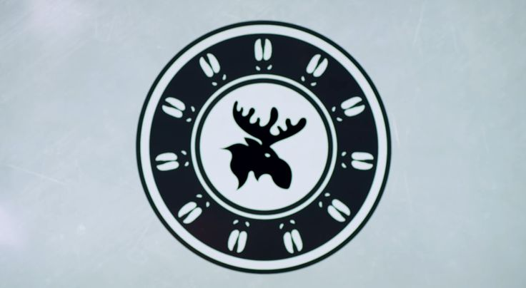 Eleven Little Roosters Ministry Of Moose Logo