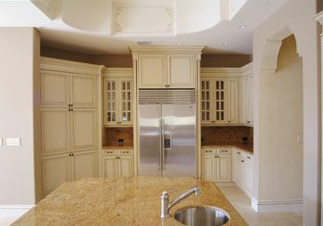 Counter tops Custom kitchens - mediterranean - kitchen - other metro - RAFAEL DAVILA