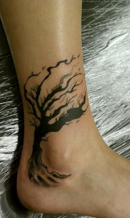 56 Best Images About My Tree Tattoo Ideas On Pinterest