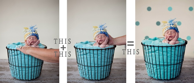 Cute idea for wire basket and altering background @Brooke Heitz Boyer