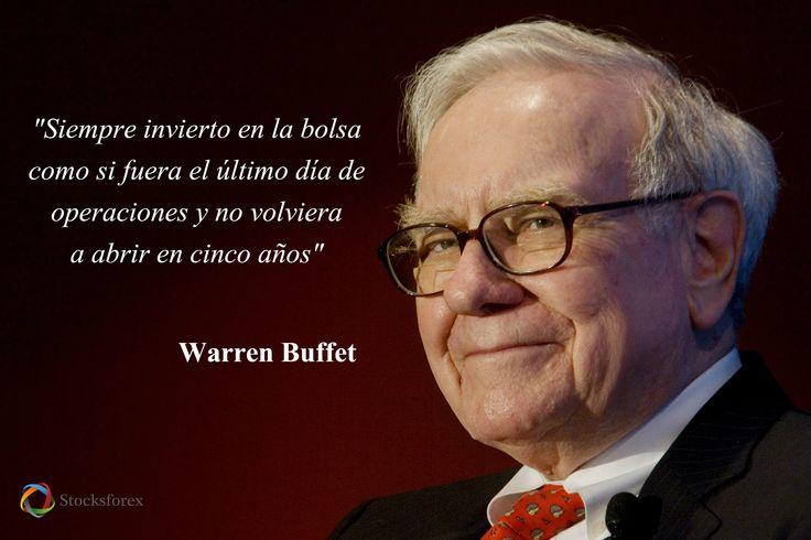 Frases de trading./ Warren Buffet.- Stocksforex (www.stocksforex.com) #forex #finance #business #traderlife #wolfofwallstreet #businessowner #workhard #network #stockmarket #investing #invest #work #daytrading #currencies #fx #forexsmssignals #broker #chart #stocks #fxsignals #forextrading #forexsignals #mt4 #signals #eurusd #daytrader