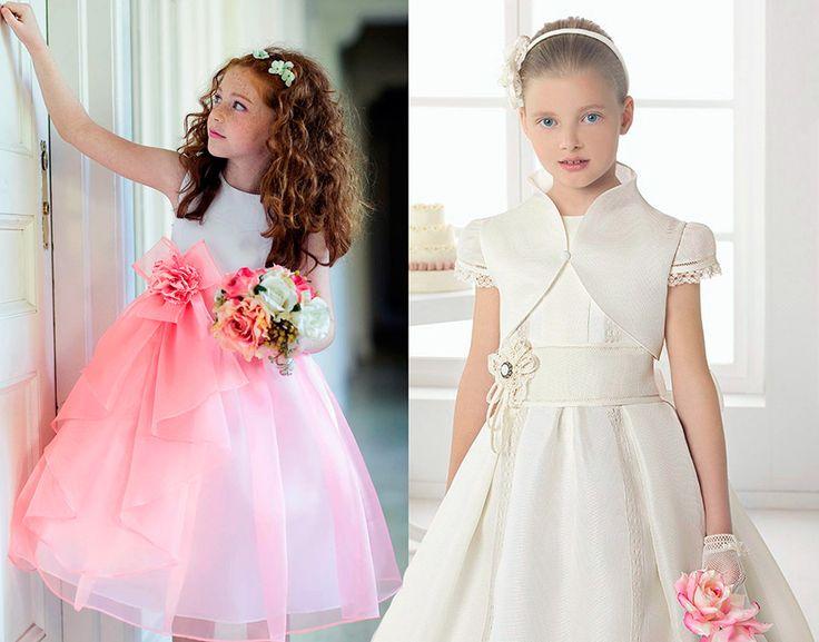 Выбираем нарядное платье для девочки