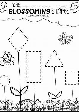 Image result for build a train worksheets for preschool