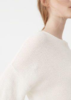 PREMIUM - Blusa schiena fiocco