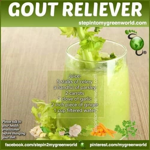Natural Eastern Treatment Gout