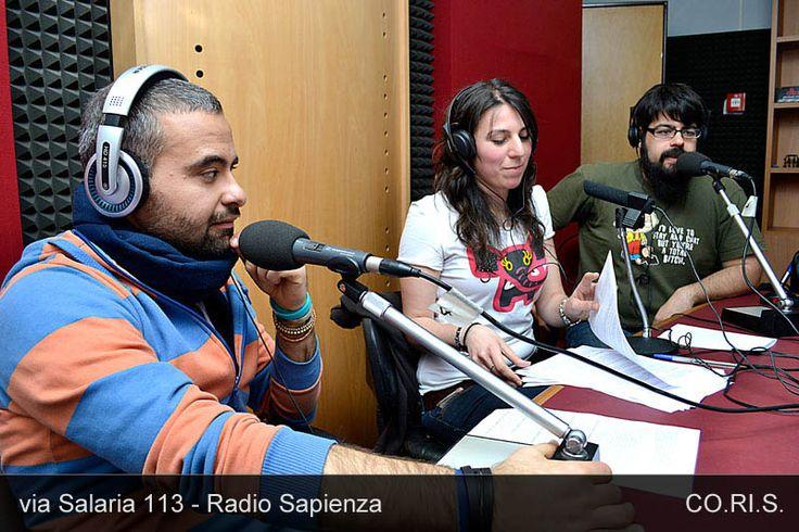 RadioSapienza on the air
