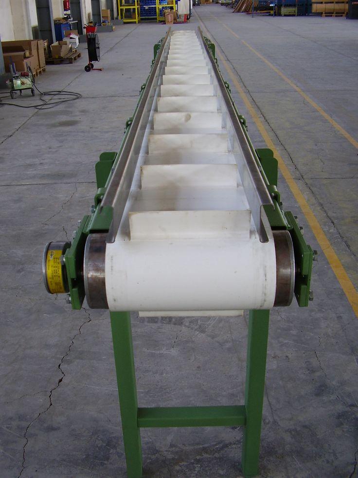 Belt conveyor // Pásový dopravník