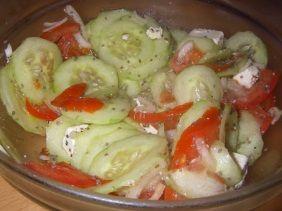 Komkommersalade - Tips van Ingrid
