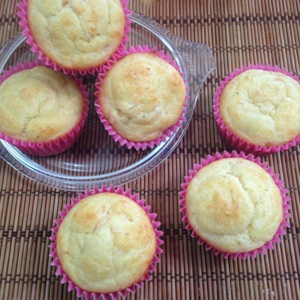 Aprende a preparar muffins salados  con esta rica y fácil receta. Lo primero que debes hacer es alistar todos los ingredientes de los Muffins salados, estos son para...